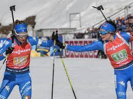 Attiva le notifiche dei post! Mondiali Di Biathlon Solo Decima La Staffetta Femminile Vince La Norvegia Corriere It