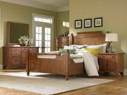 amusing master bedroom interior design with compact teak nightstands and plain beige wall paint amusing quality bedroom furniture design