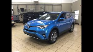 2018 Toyota RAV4 XLE Hybrid Review - YouTube
