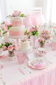 Blakelys Princess Tea Party 5th Birthday Pizzazzerie