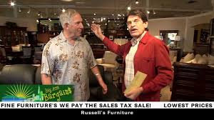 KRON 4 s Bay Area Bargains with Russell s Fine Furniture part 1