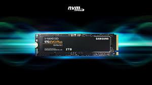 Samsung SSD 970 EVO Plus | Samsung V-NAND Consumer SSD | S Samsung 970 EVO SSD