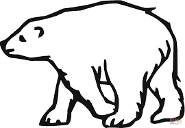 Small Picture Polar Bear 20 coloring page Free Printable Coloring Pages