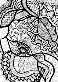 Mosaic Coloring Pages Coloring Book Sheets Bspokeme