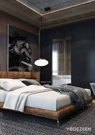 Manly Bedroom Masculine Bedroom Its A Mans World Pinterest Bedroom