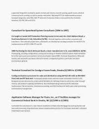 Management Resume Samples New Best Of Manager Resume Sample Inspirational Retail Management Resume