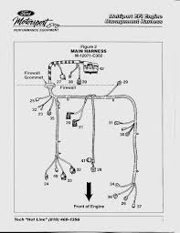 ford 460 efi wiring harness wiring diagram mega ford efi wiring harness wiring diagram used ford 460 efi wiring harness
