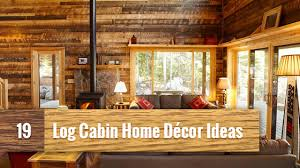 Log cabin interiors designs Modular Steel Log Siding 19 Log Cabin Home Décor Ideas