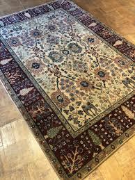 6x9 karastan samovar 900 persian vase 901 wool area rug