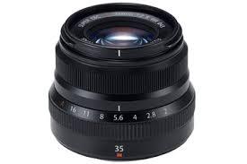 <b>Объектив FUJIFILM XF 35mm</b> f/2 R WR черный — купить с ...