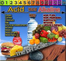Acid Alkaline Food Combining Chart Dieterata Com Alkaline And Acid Food Combining Chart