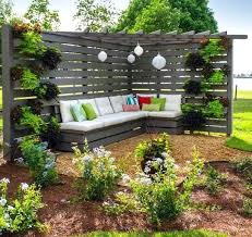 Patio Privacy Fence 70 Wooden Privacy Fence Patio Backyard Landscaping Ideas