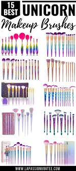 these are the absolute best unicorn makeup brushes on amazon don t
