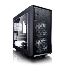 Купить <b>Корпус</b> mATX <b>FRACTAL DESIGN FOCUS</b> G MINI Window ...