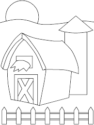 Printable Blank Farm Get Home Inteiror House Design Inspiration