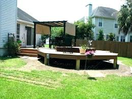Hot Tub Backyard Ideas Plans Unique Decorating