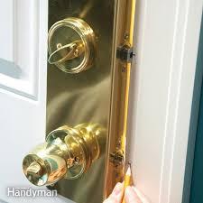 security front doorsDIY Home Security  The Family Handyman