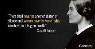 Susan B Anthony Quotes Cool Susan B Anthony Quotes Aiyoume