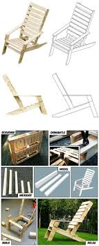 how to make pallet furniture. DIY Outdoor Pallet Furniture Projects \u0026 Creative Crafts \u2013 How To Make Everything Homemade - A