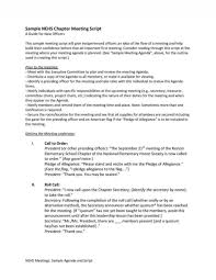 Agenda Business 006 Business Meeting Agenda Template Ordered Sample