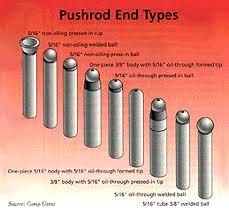Pushrods Key To Performance Engine Builder Magazine