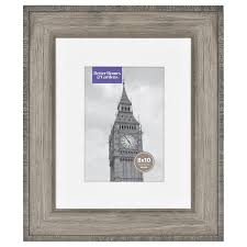 better homes gardens 8 x 10 rustic wood gallery frame