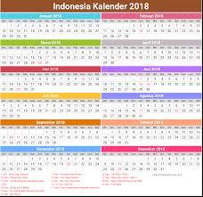 indonesia calendar 2018 3 newspictures xyz