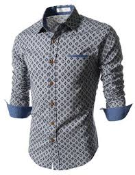 Men's Patterned Dress Shirts Cool The Kent Patterned Dress Shirt Tattee Boy Clothes Awesome