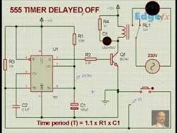 555 timer delay off circuit circuit diagram 555 timer 555 timer delay off circuit circuit diagram 555 timer projects