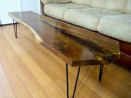 Sliced Log Coffee Table Natural Wood Coffee Table For Your Furniture Chocoaddictscom