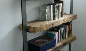 unfinished wood shelves unfinished wood shelf unit unfinished wood bookcase awesome reclaimed wood shelf unit by