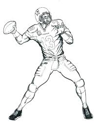 Nfl Coloring Pages Coloring Pages Broncos Coloring Pages Football