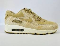 Nike Pattern Shoes Extraordinary Nike Air Max 448 Women Shoes Size 4848 Snake Skin Pattern Cream Color