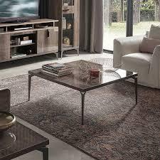 medina high gloss square coffee table
