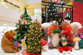 christmas display in hong kong