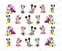 Vodolepky Mickey Mouse 115