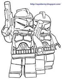 Star Wars Attack Of The Clones Coloring Pages Star Wars Attack