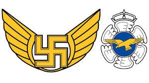 air force quietly drops symbol