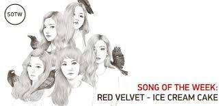 Song Of The Week Ice Cream Cake Red Velvet Unitedkpop