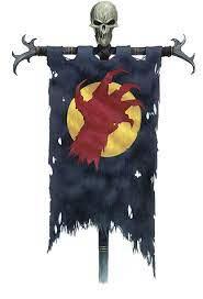 Red Hand of Doom banner - Transparent background - Album on Imgur