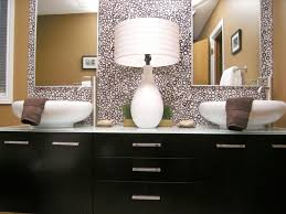 Rustic Bathroom Vanity Lights Magnificent 48 Beautiful Bathroom Mirrors HGTV