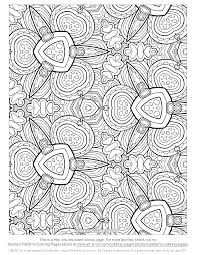Zen And The Colored Pencilfree Adult Coloring Pages Ritter Ames