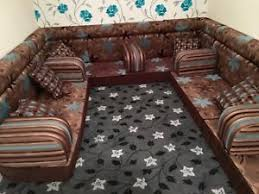 moroccan floor seating. Image Is Loading Moroccan-floor-seating-Brown-floral-Rounded-Top Moroccan Floor Seating O