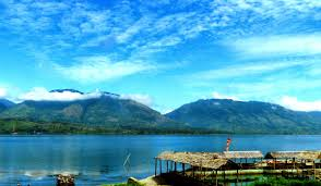 Image result for danau singkarak