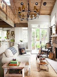 choosing rustic living room. Rustic Living Room Ideas Choosing D