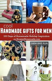 male gift ideas these cool handmade gifts for men are sure to make him smile male gift ideas