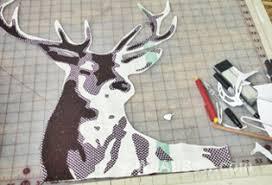 Deer Quilt Sew-Along with LUKE Haynes – Week Two | WeAllSew &  Adamdwight.com