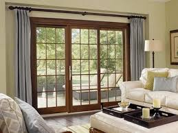 15 panel glass door with solid wood