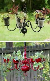 integrate diy decorations to your garden picture