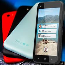 HTC First - Smartphone with Facebook ...